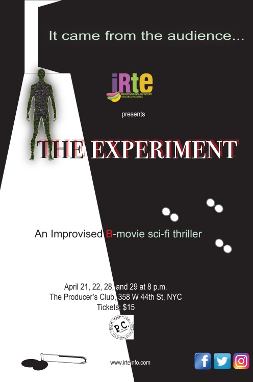 The Experiment Poster - Final