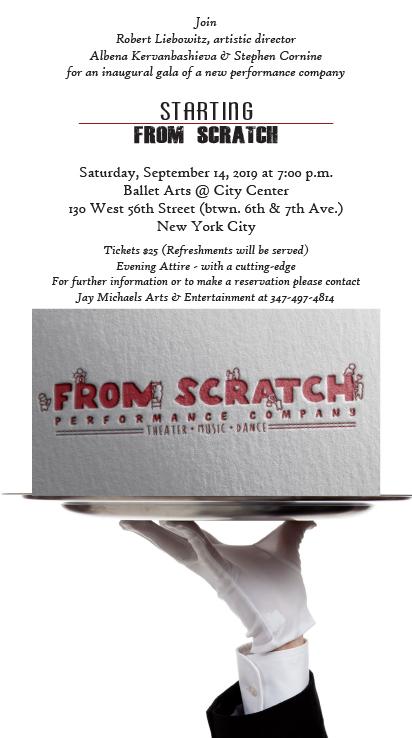 scratch invite